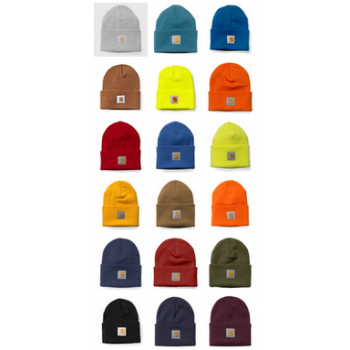Win a Carhartt Acrylic Watch Hat beanie of your choice!
