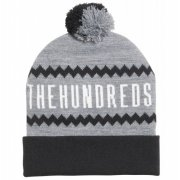 The Hundreds Ziggy Beanie Black