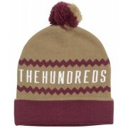 The Hundreds Ziggy Beanie Khaki