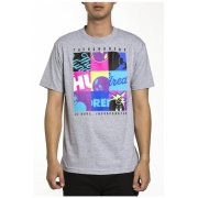 The Hundreds Squares T-shirt Athletic Heather