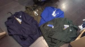 K-Way waterproof jackets - from £44.50