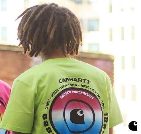 Carhartt SS20 right new correct