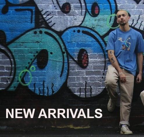 New Arrivals left