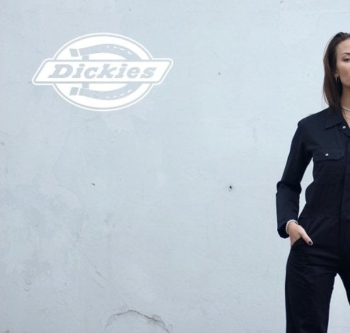 Womens dickies AW20 left