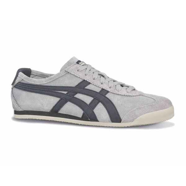 onitsuka tiger mexico 66 grey pink suede exclusive homme