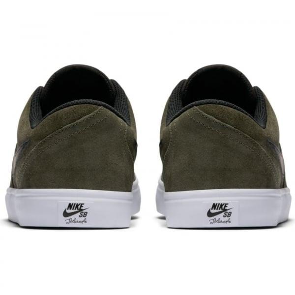 Buy Nike Sb Check Solar Cargo Khaki/black Kaki Cargo/n
