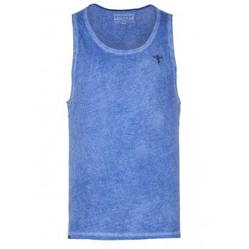 Sinstar Classic Colour Vest Pacific Blue