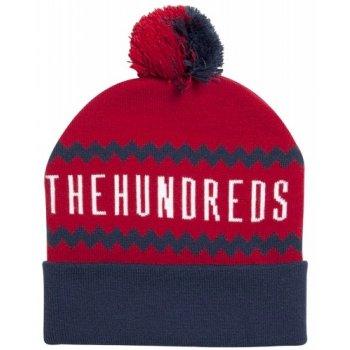 The Hundreds Ziggy Beanie Red