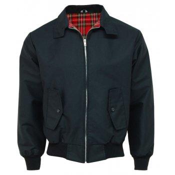 Resurrection Harrington Jacket Black