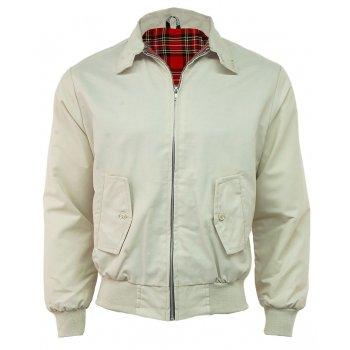 Resurrection Harrington Jacket Beige