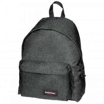 Eastpak Padded Pakr Backpack Black Denim