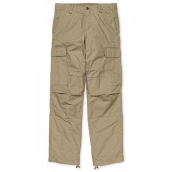Carhartt Regular Cargo Pant Leather Rinsed