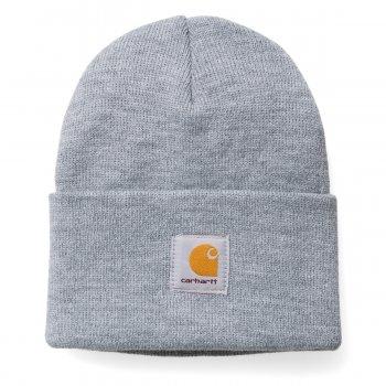 Carhartt Acrylic Watch Hat in Grey Heather