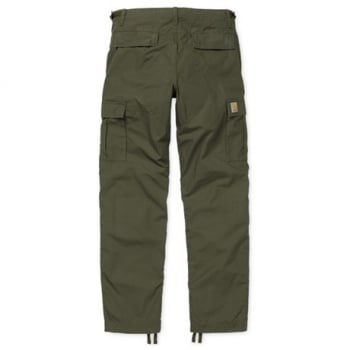 Carhartt Wip Aviation Pants in Cypress Rinsed
