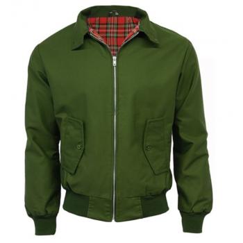 Resurrection Harrington Jacket Khaki