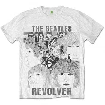 Rock Off Revolver Sublimation White