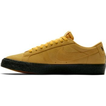 Nike Zoom Blazer Low Yellow Ochre/yellow Ochre
