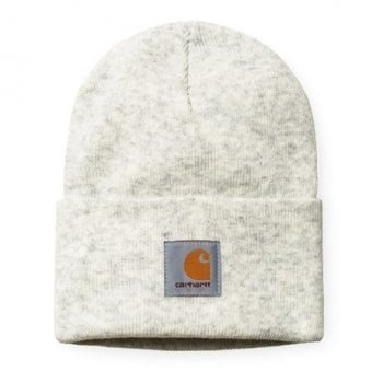 Carhartt Wip Acrylic Watch Hat Ash Heather