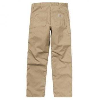 Carhartt Wip Simple Pant Leather Rinsed