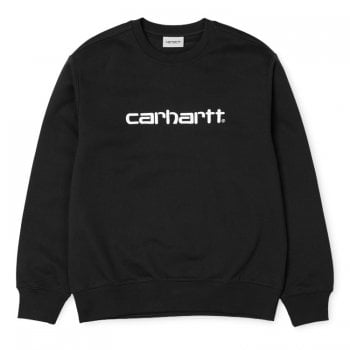 Carhartt Wip Carhartt Sweat Black/white