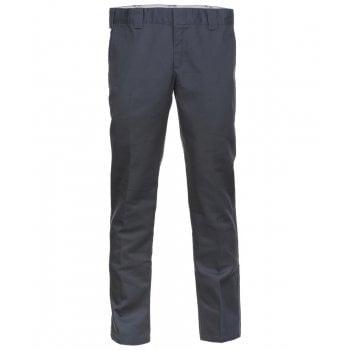 Dickies 872 Slim Fit Work Pant Charcoal Grey