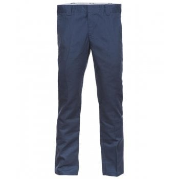 Dickies 872 Slim Fit Work Pant Navy Blue