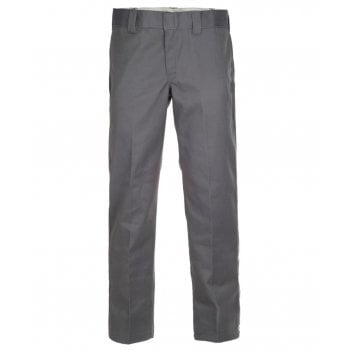 Dickies 873 Slim Straight Work Pant Charcoal Grey