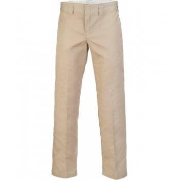 Dickies 873 Slim Straight Work Pant Khaki