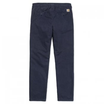 Carhartt Wip Johnson Pant Dark Navy