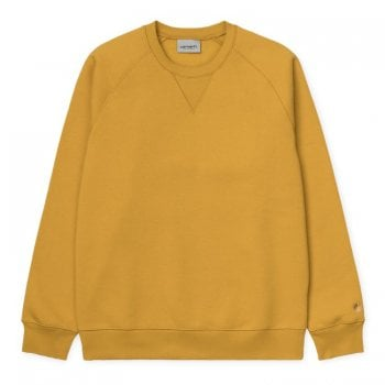 Carhartt Wip Chase Sweat Colza/gold