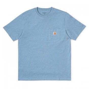 Carhartt Wip S/s Pocket T-shirt Cold Blue