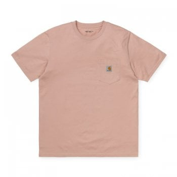 Carhartt Wip S/s Pocket T-shirt Powdery