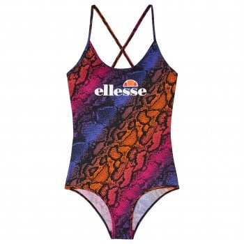 Ellesse Giama Swimsuit All Over Print