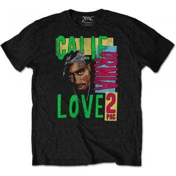 Rock Off Tupac Ca Love Black