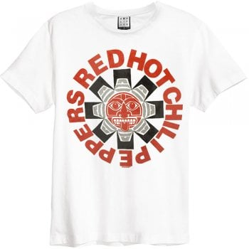 Rock Off Rhcp Aztec White