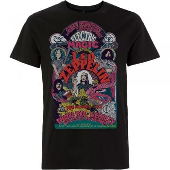 Rock Off Electric Magic Men Led Zeppelin Black