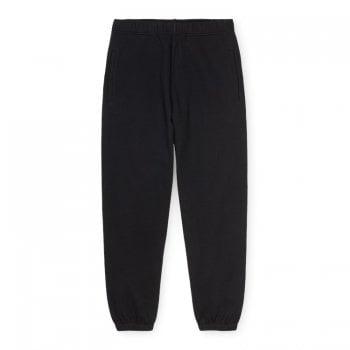 Carhartt Wip Pocket Sweat Pants in Black