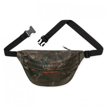 Carhartt Wip Payton Hip Bag Camo Combi/safety Orange