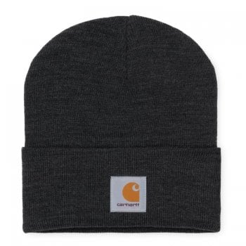 Carhartt Wip Acrylic Watch Hat Black Heather