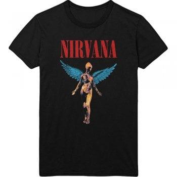 Rock Off Nirvana Angelic Black