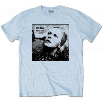Rock Off Bowie Hunky Dory Blue