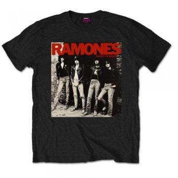 Rock Off Ramones Rocket To Russia Black