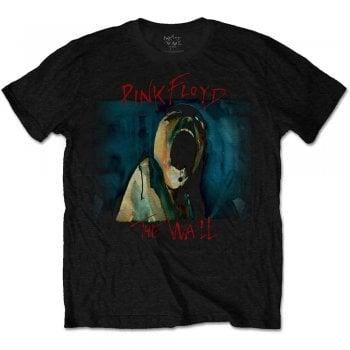 Rock Off Pink Floyd The Wall Scream Black