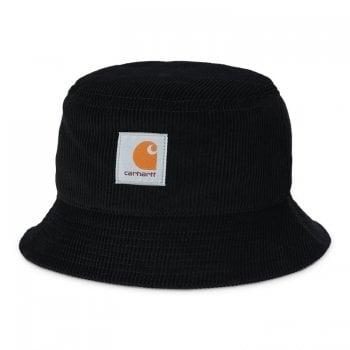 Carhartt Wip Cord Bucket Hat in Black