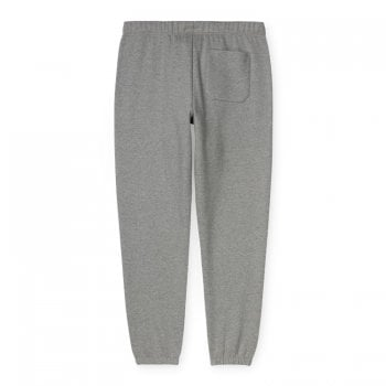 Carhartt Wip Chase Sweat Pants Grey Heather/gold
