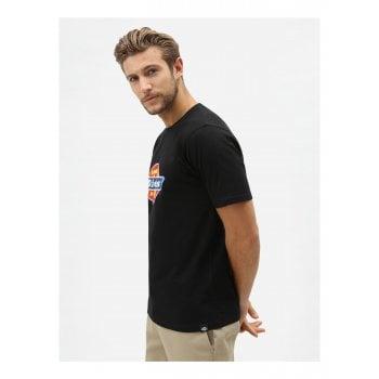 Dickies Horseshoe T shirt Black