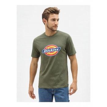 Dickies Horseshoe T shirt Dark Olive