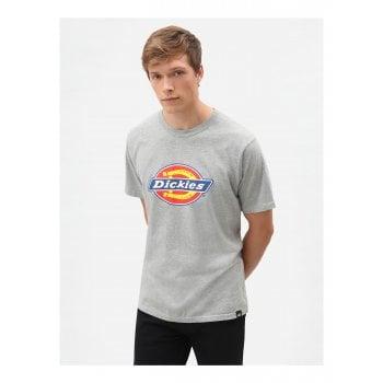 Dickies Horseshoe T shirt Grey Melange