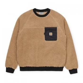 Carhartt Wip Prentis Sweatshirt Dusty H Brown