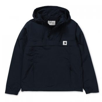 Carhartt Wip Women's Nimbus Pullover Jacket in Black